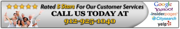 Call Us Today At: (912) 925-1040